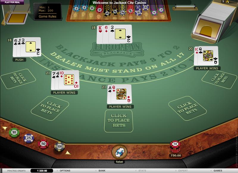 JackpotCity Casino - JackpotCity Instant Play