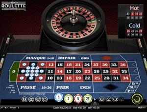 netent roulette complete bet