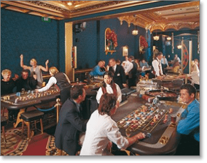 Dunedin Casino Roulette Tables