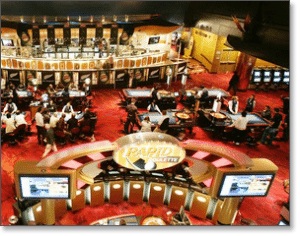 Roulette at SkyCity Auckland Casino
