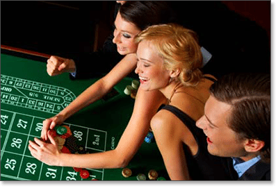 European casino roulette