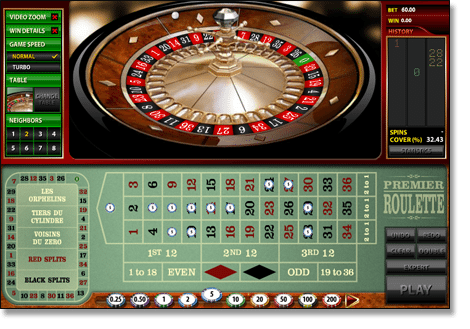 roulette spins recorded