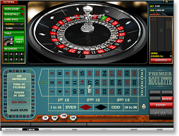 Premier Online Roulette at Royal Vegas