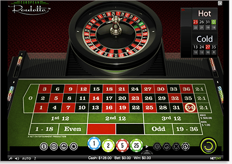 Casino numbers game