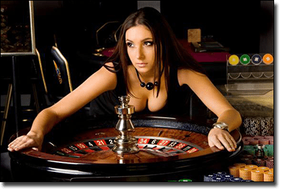 Roulette Online Playboy Bunny Croupier