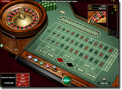 European Roulette Gold @ All Sloys Casino