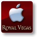 Royal Vegas iOS Roulette App