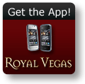 Royal Vegas official casino roulette app