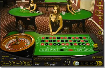 online casino real money roulette