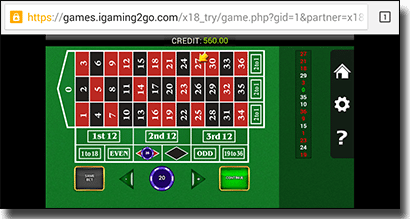 casino online mobile royal roulette