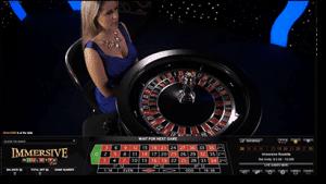 Guts immersive roulette live