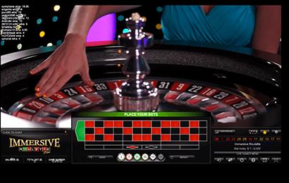 Roulette Spelletje Live Casino Live Roulette Grande