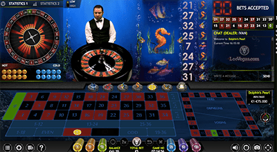 Play roulette for real money online