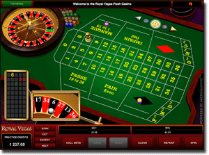 Play French roulette online in real money