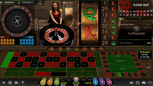 Extreme live dealer roulette at no download casinos