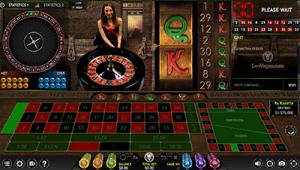 Extreme live dealer roulette at no download casinos