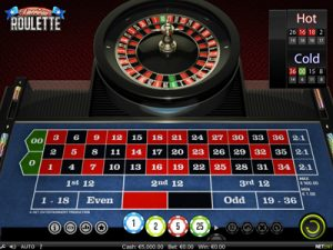NetEnt no download roulette