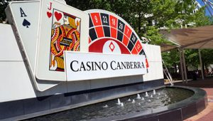 Casino Canberra in ACT