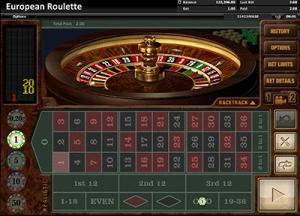 Realistic Games European Roulette