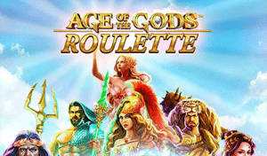 Age of the Gods Roulette by Playtech software