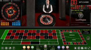 Live dealer high limit VIP roulette by Extreme Gaming