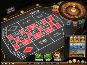 VIP high limit roulette by NetEnt