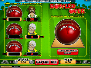 Bowled over by Microgaming