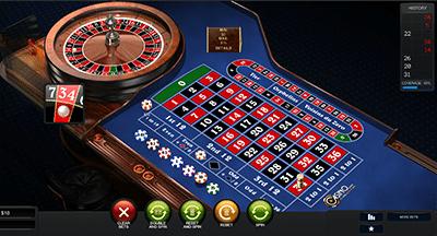 NewAR online roulette Playtech