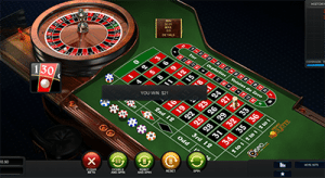 Penny Roulette by Playtech software